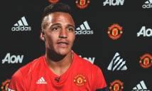 NÓNG: Alexis Sanchez 99,99% gia nhập Man United