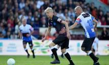Zidane vs Wenger đối đầu nhau ngay trên sân cỏ