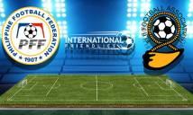 Nhận định Philippines vs Fiji,18h30 ngày 22/03 (Giao hữu ĐTQG)