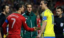 Điểm tin EURO ngày 30/6: Ronaldo cần 2 bàn nữa để bắt kịp Ibra