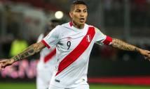 BẤT NGỜ: Đối thủ đồng lòng xin FIFA cho đội trưởng Peru dự W.C