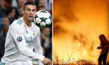 ĐÂY!!! Trái tim VÀNG không thể chối cãi của Ronaldo