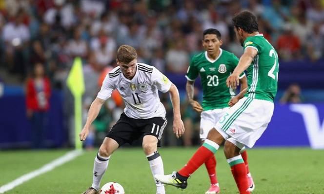 Nhận định Đức vs Mexico, 22h00 ngày 17/6 (World Cup 2018)