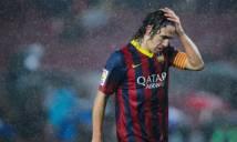 Barca đã mất 118 triệu euro để tìm người thay Puyol