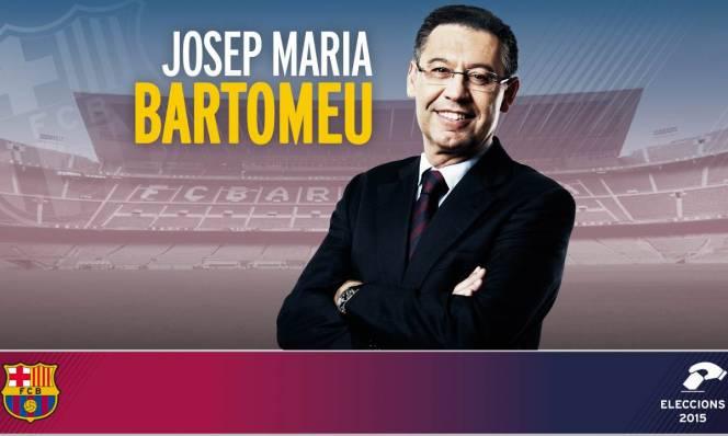 Barca rung chuyển với chiến dịch bỏ phiếu bất tín nhiệm Chủ tịch Bartomeu