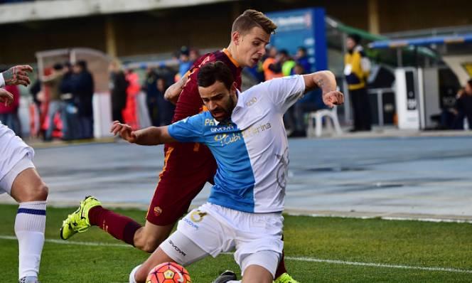Roma vs Chievo, 02h45 ngày 23/12: Niềm vui quen thuộc