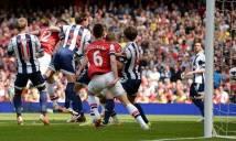 Arsenal sẽ gặp khó tại The Hawthorns