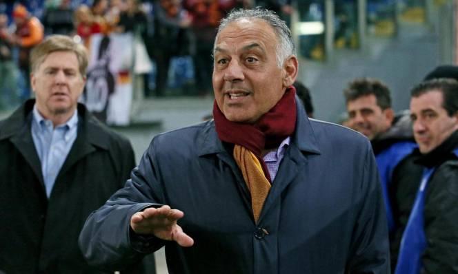 Chủ tịch Roma bị phạt vì… ăn mừng chiến thắng trước Barcelona