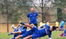 Tân binh ĐT Việt Nam lo ngại trước trận gặp Jordan