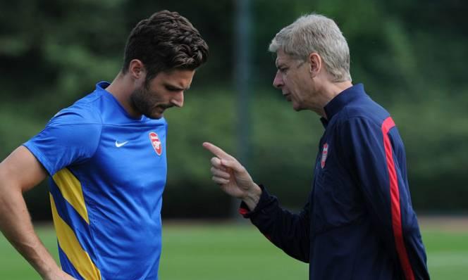 Hé lộ lý do Giroud rời khỏi Arsenal