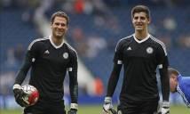 Chelsea chính thức chia tay thủ môn