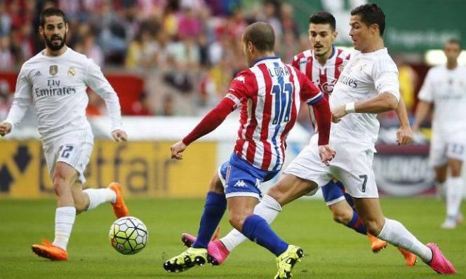 Real Madrid vs Sporting Gijon, 22h15 ngày 26/11: Chạy đà cho Siêu kinh điển