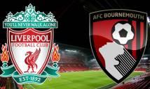 SOI SỐ BÀN THẮNG Liverpool vs Bournemouth, 23h30 ngày 14/04 (Vòng 34 Premier League)