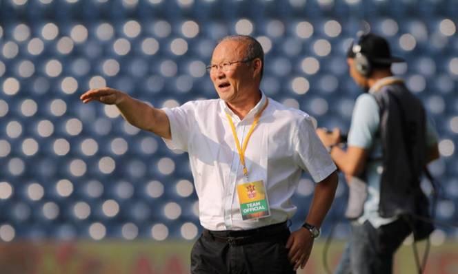 HLV Park Hang-seo đặt dấu ấn lên U23 Việt Nam thế nào với sơ đồ 3 hậu vệ?