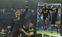 Premier League sau vòng 21: Chelsea vững vàng, Top 5 biến động