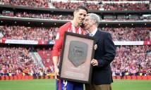 Rơi nước mắt với bài phát biểu chia tay cảm động của Torres