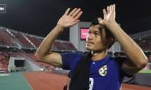 'Tội đồ' của Thái Lan đau đớn, thừa nhận mất ngủ suốt đêm vì cú sút penalty lên trời