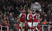 Arsenal: Đầu đã xuôi, chờ đuôi lọt