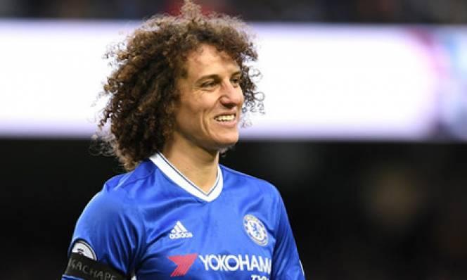 Chelsea và sự thành công từ canh bạc David Luiz
