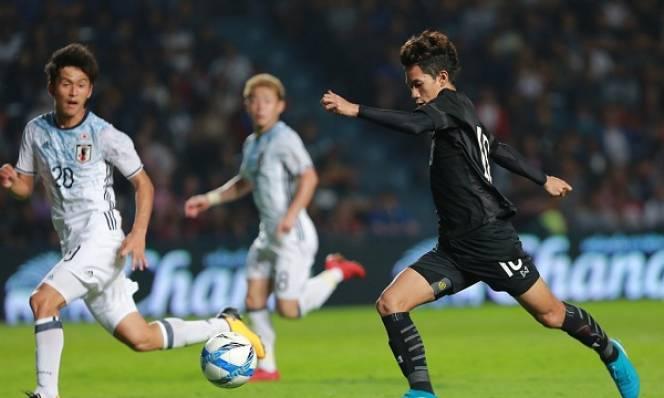 KẾT QUẢ U23 Thái Lan 0-1 U23 Nhật Bản: Người Thái ngậm ngùi bị loại sớm