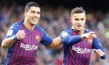 Barca dạy cho Real biết thế nào là 'Juego de Posion'