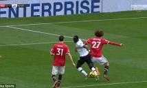 3 tình huống Liverpool tức điên vì bị từ chối phạt đền trước M.U
