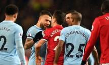 Diễn biến bất ngờ: Ibra bị cầu thủ Man City xỉ nhục!