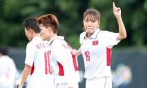 ĐT nữ Việt Nam thắng đậm Philippines ở trận ra quân SEA Games