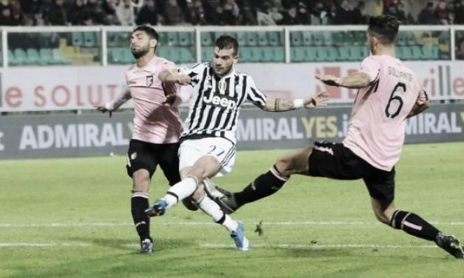 Juventus vs Palermo, 02h45 ngày 18/02: Dạo chơi trên sân nhà