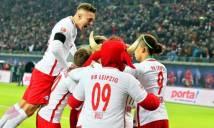 RB Leipzig: Cái hay đi đôi với cái may