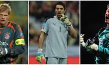 Top 10 thủ môn xuất sắc nhất mọi thời đại: Kahn số 2, ai là số 1?
