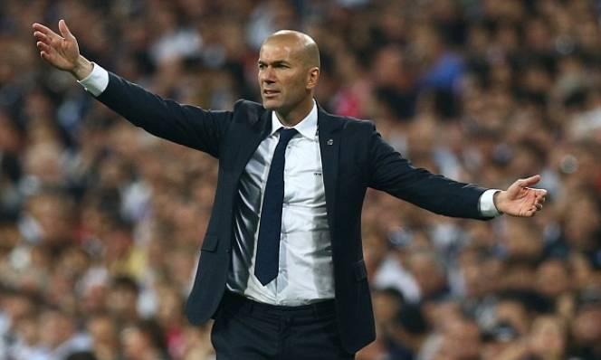 HLV Zidane và nhiệm vụ tìm bộ khung mới cho Real