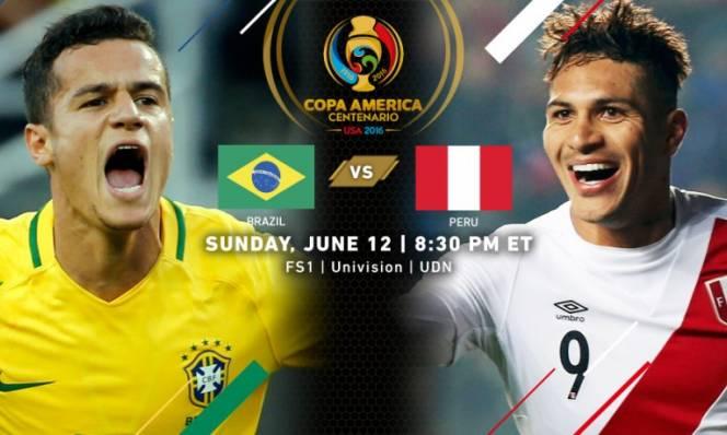 Brazil vs Peru, 07h30 ngày 13/06: Nạn nhân tiếp theo