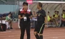 Trọng tài lại mắc lỗi trận Sài Gòn – Than Quảng Ninh