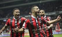Đả bại Toulouse, Nice lấy lại ngôi đầu bảng