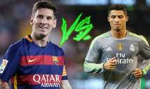 Messi – Ronaldo và cuộc đua 100 bàn tại Champions League