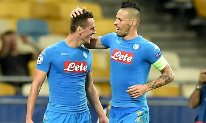 Napoli vs Dynamo Kyiv, 2h45 ngày 24/11: Khách buông xuôi