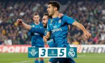 Thắng giòn giã, Real Madrid đi vào lịch sử La liga