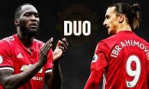 Lukaku vs Ibrahimovic: Ai xứng đáng lĩnh xướng derby Manchester?