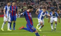 Lý do Messi không ăn mừng bàn thắng vào lưới Leganes