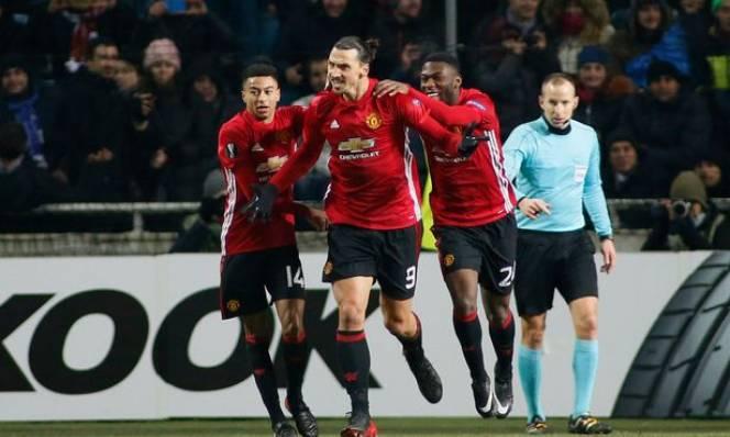 ĐHTB lượt trận cuối vòng bảng Europa League: Ibrahimovic trở lại