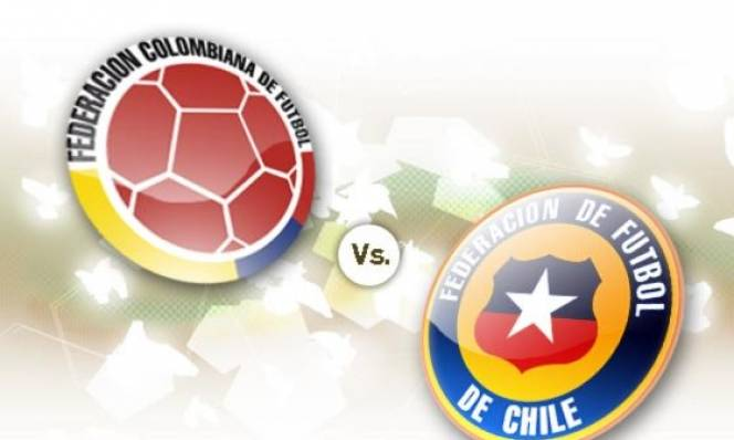 Colombia vs Chile, 07h00 ngày 23/06