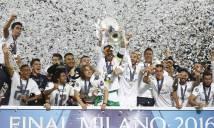Cầu thủ Real nhận mưa tiền sau 'La undecima'