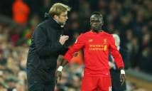 Klopp: 'Không có Mane, Liverpool vẫn sống khỏe'