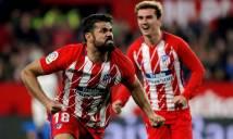 Phạm lỗi, ăn vạ, nhận thẻ và ghi bàn chỉ trong 60s: Còn ai ngoài Diego Costa