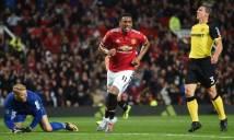 Martial tột đỉnh thăng hoa, Mourinho nói lời
