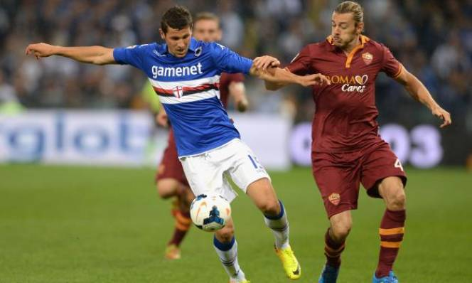 Sampdoria vs Roma, 21h00 ngày 29/01: Thắng để đua top