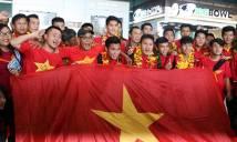 Tuyển U19 Việt Nam nhận mưa tiền thưởng ngày về nước