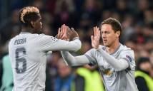 Mourinho thừa nhận sai lầm khi thay Pogba ra sớm khiến Man United thua thảm