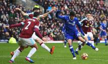 Pedro mở tỷ số sớm, Chelsea vẫn hòa thất vọng trước Burnley